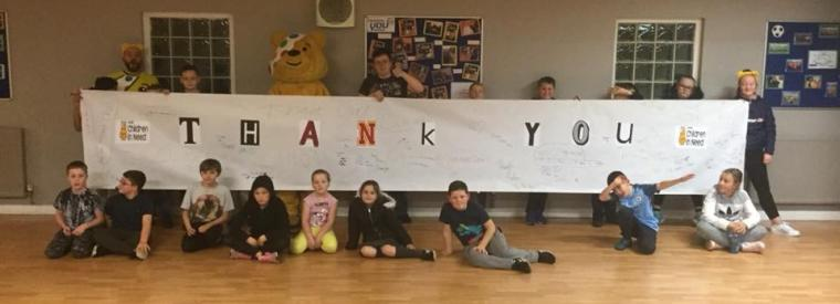 Children in Need Fundraising
